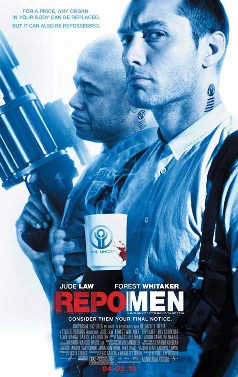 Repo Men Large Poster