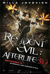 Resident Evil: Afterlife Movie Poster
