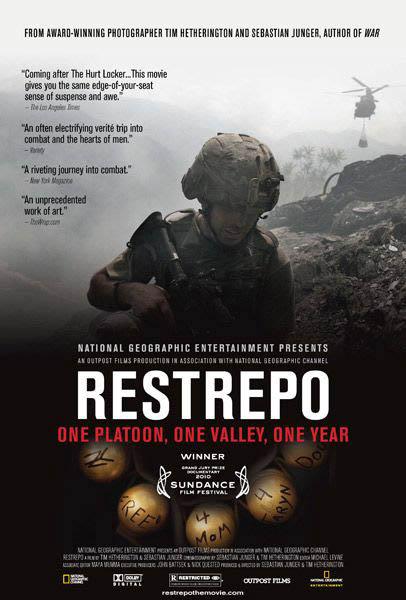 Restrepo Large Poster