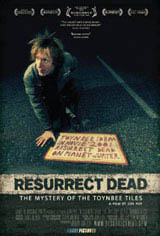 Resurrect Dead: The Mystery of the Toynbee Tiles Movie Poster