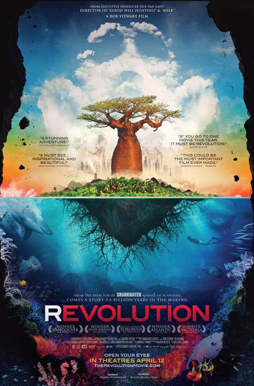 Revolution Large Poster