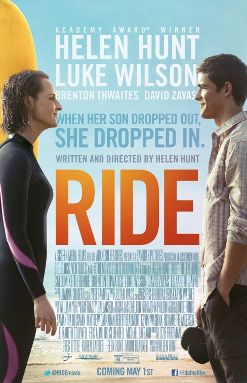 Ride Large Poster