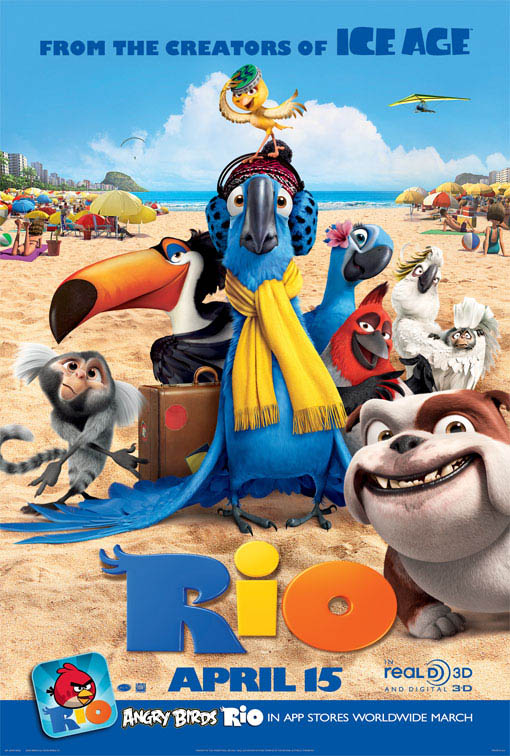 Rio Large Poster