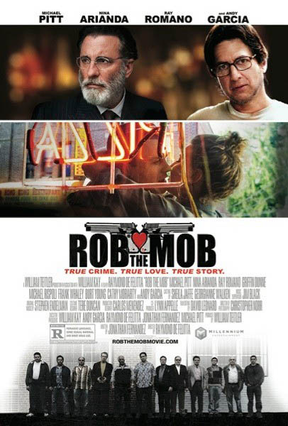 Rob the Mob Large Poster