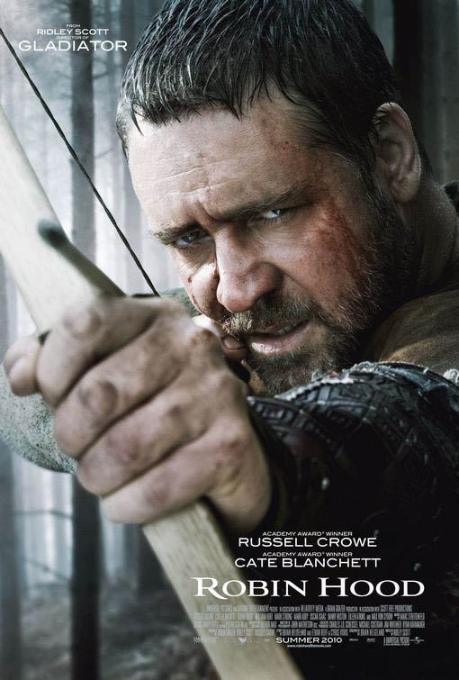 Robin Hood Large Poster