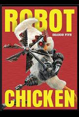 Robot Chicken: Season Five Movie Poster
