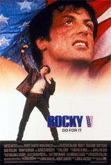 Rocky V Movie Poster
