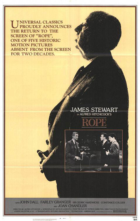 Rope Large Poster