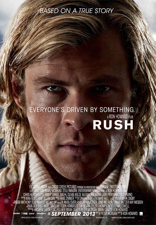 Rush Large Poster