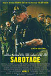 Sabotage On DVD