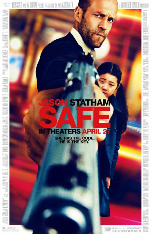 Safe Large Poster