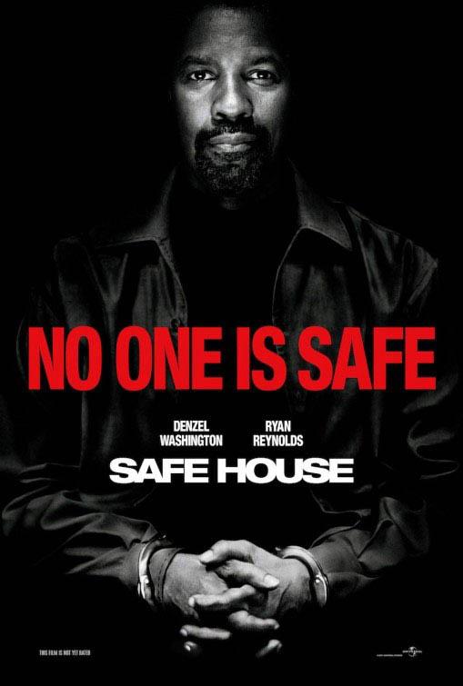 Safe House Large Poster