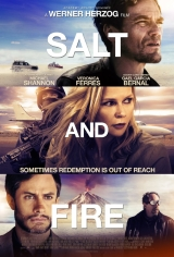 Salt and Fire Movie Poster