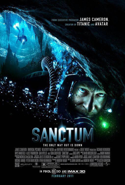 Sanctum Large Poster