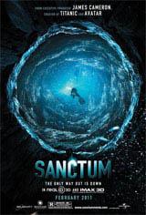 Sanctum: An IMAX 3D Experience Movie Poster
