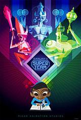 Sanjay's Super Team (Short) Movie Poster