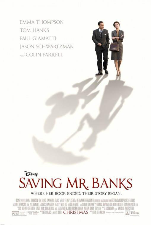 Saving Mr. Banks Large Poster