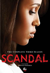 Scandal: The Complete Third Season Movie Poster