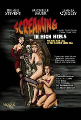 Screaming in High Heels: The Rise & Fall of the Scream Queen Era Movie Poster