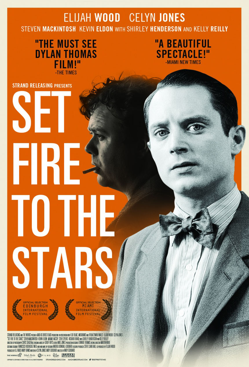 Set Fire to the Stars Large Poster