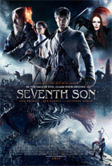 Seventh Son 3D Movie Poster