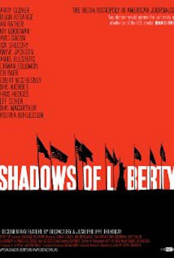 Shadows of Liberty Large Poster