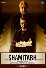 Shamitabh Movie Poster