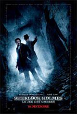 Sherlock Holmes : Le jeu des ombres Movie Poster