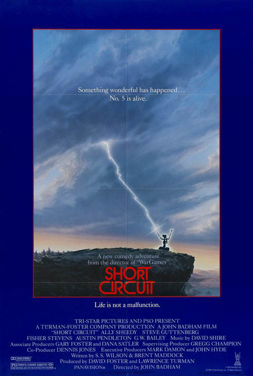 Short Circuit Large Poster