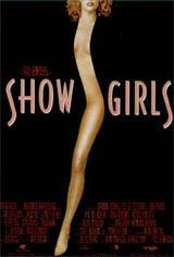Showgirls Movie Poster