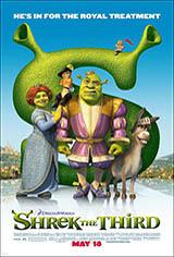 Shrek Movie Poster