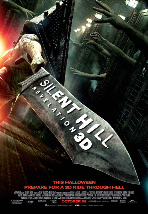 Silent Hill: Revelation Large Poster