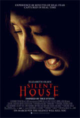 Silent House Movie Poster