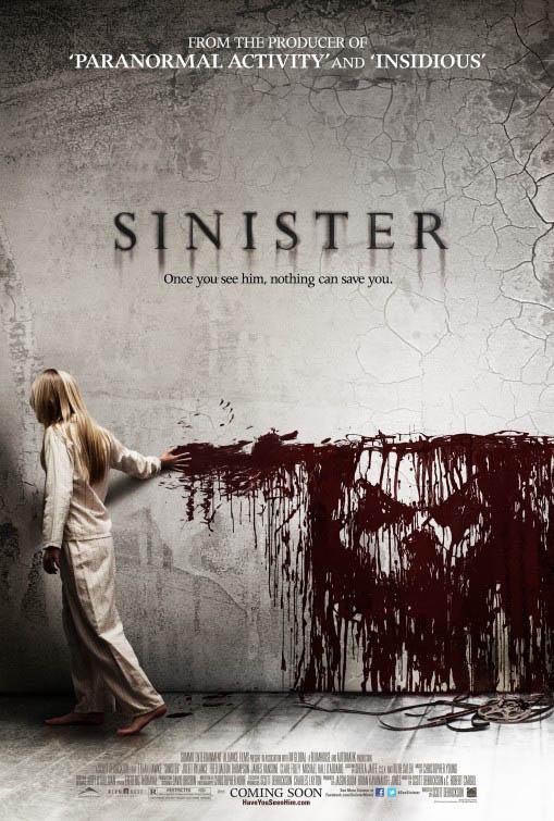 Sinister Large Poster