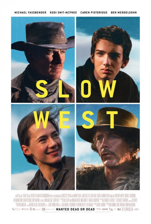 Slow West Large Poster