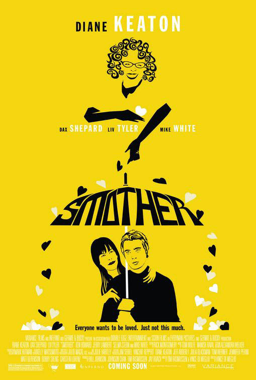 Smother Large Poster