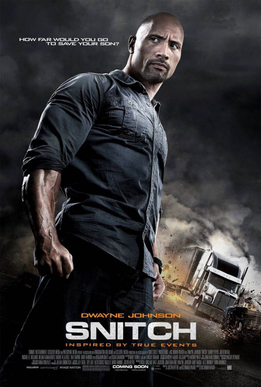 Snitch Large Poster