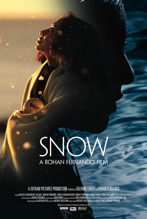 Snow Large Poster