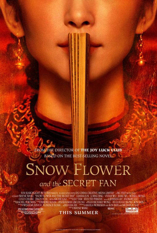 Snow Flower and the Secret Fan Large Poster