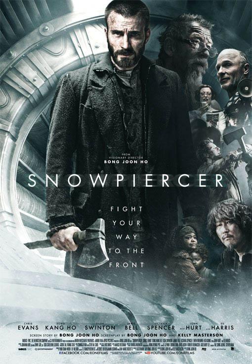 Snowpiercer Large Poster