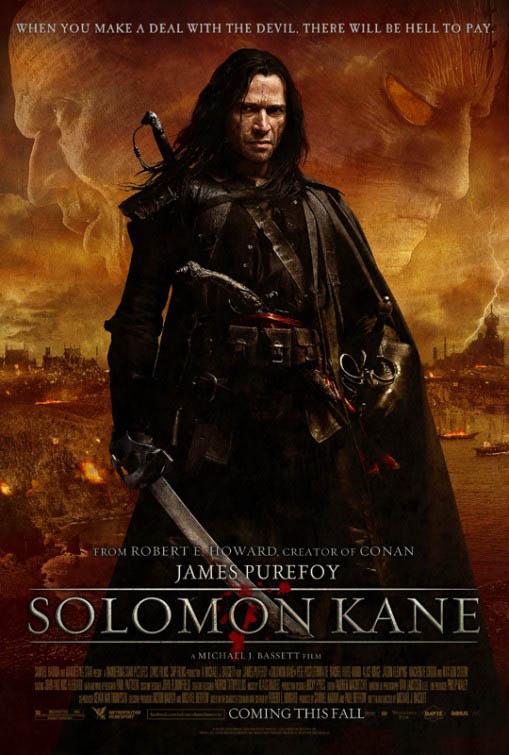 Solomon Kane Large Poster