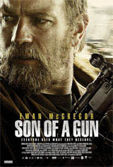 Son of a Gun Movie Poster