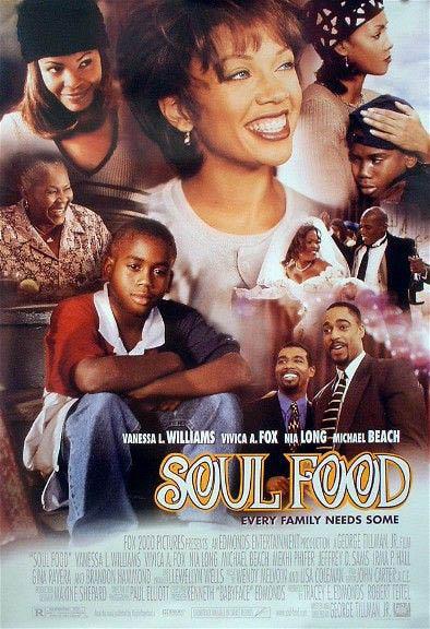Soul Food Large Poster