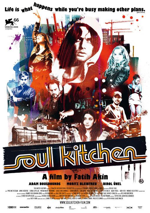Soul Kitchen Large Poster