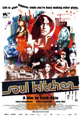 Soul Kitchen Movie Poster