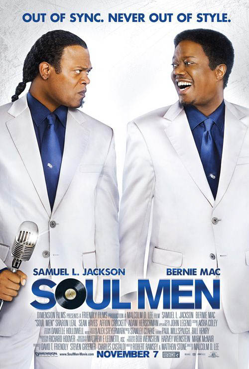 Soul Men Large Poster
