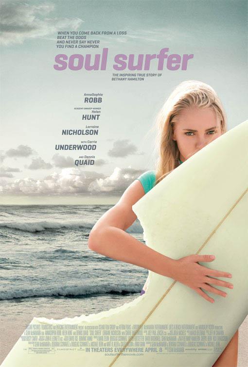 Soul Surfer Large Poster