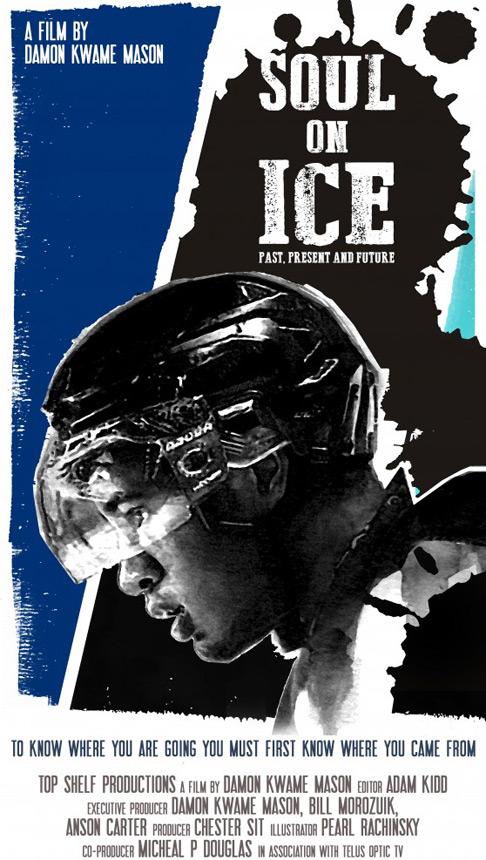 Toronto Black Film Festival Presents: Soul on Ice Large Poster
