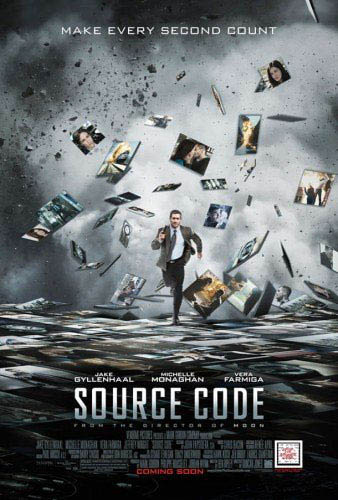 Source Code Large Poster