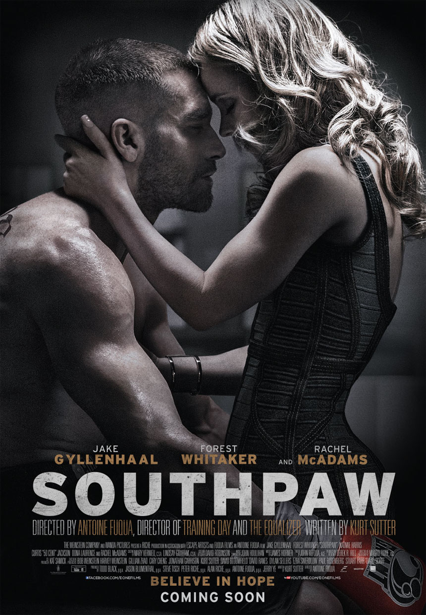 Southpaw Large Poster